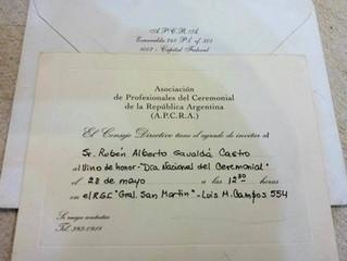 El Instituto CAECBA y la Asociación de Profesionales de Ceremonial de la República Argentina