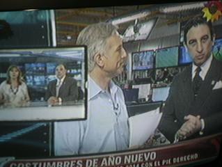 Grandes entrevistas: Dario Lopreite para Telenoche