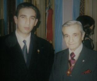 Ministro Edgar Pérez Colman