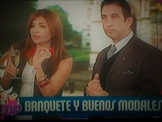 """Grandes entrevistas: Claribel Medina para """"Cuestión de Peso"""" por Canal 13 TV."""