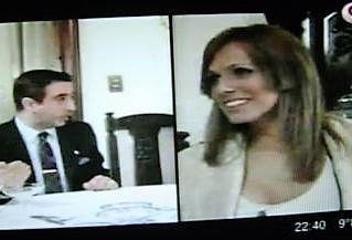 Grandes entrevistas: Denise Dumas para Tendencia / Canal 9