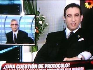 Grandes entrevistas: Pepe Gil Vidal para Telenoche