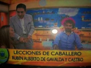 Famosos que se capacitaron con el profesor Gavaldá y Castro: Pedro Alfonso