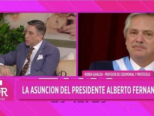 El Prof. Gavaldá y Castro visitó Flor de Tarde