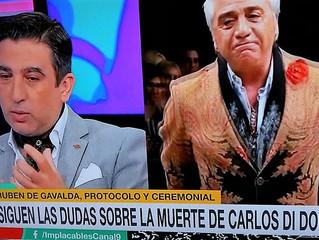 El Prof. Gavaldá y Castro en Implacables
