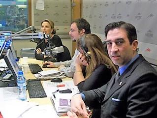 El Prof. Gavaldá y Castro comparte opinión con Karina Vilella