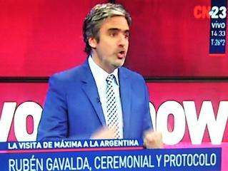 Grandes entrevistas: Camilo García para CN23