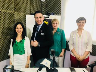 La voz del Prof. Gavaldá y Castro en Radio sobre la gratitud y las fiestas de fin de año