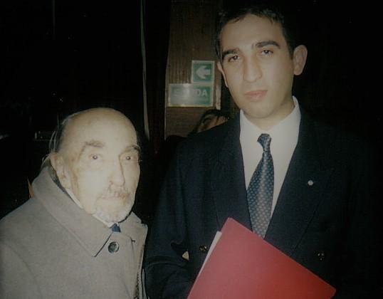 Embajador Jorge G.  Blanco Villalta