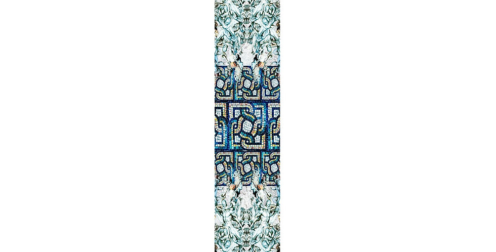 Statues and Mosaics - Skinny scarf