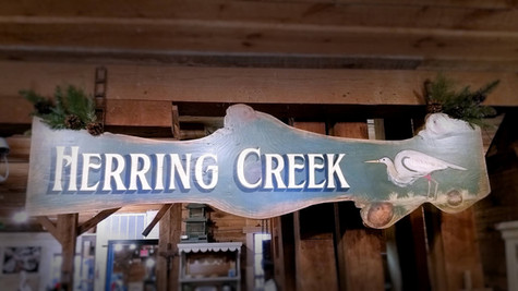 Hand-painted Signs by Don Poe