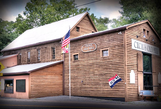 Historic Cecil's Old Mill