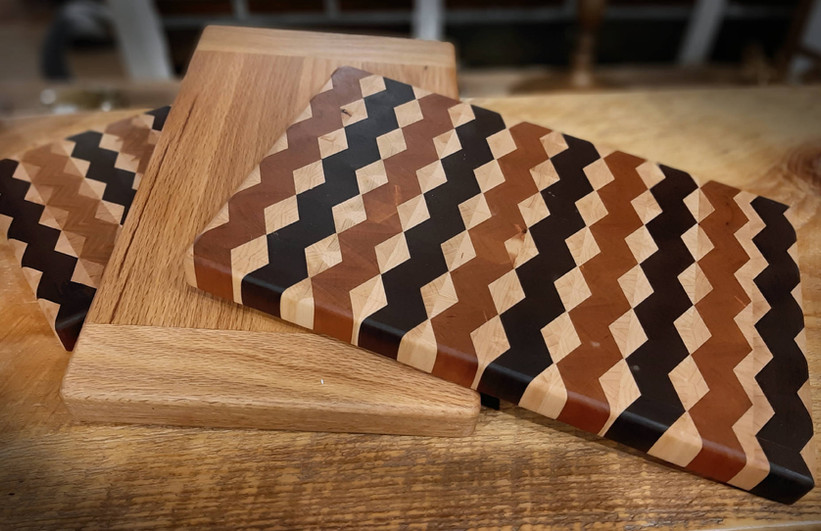 Handmade Cutting Boards by Triple L Woodworks