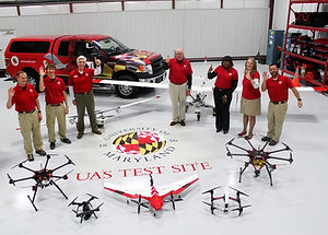 Univ. of MD UAS Test Site