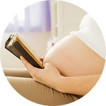 Livros de preparação para o parto positivo