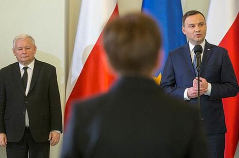 """""""Syndrom Marcinkiewicza"""" czyli pierwsze oznaki przesilenia w obozie władzy"""