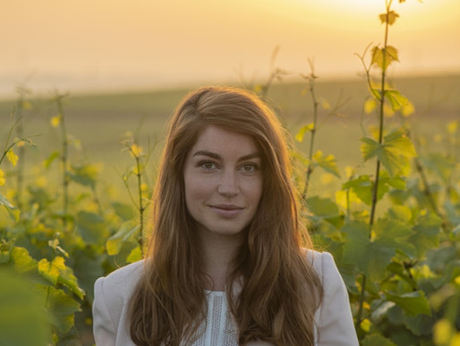 An insight from a young female wine maker - Caroline Fiot of Ruinart.