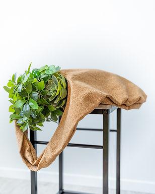 Handmade cork bag