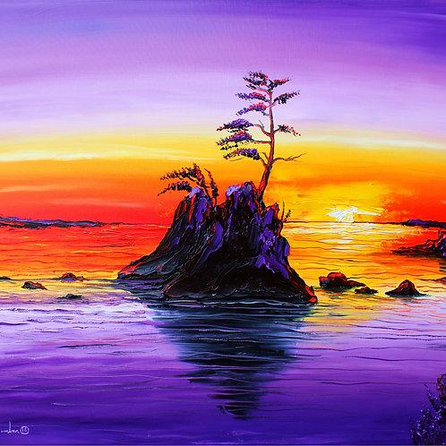 Garibaldi Beach At Sunset #11