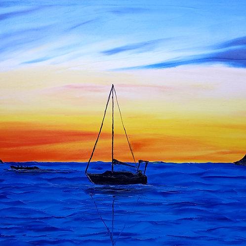 Sails At Dusk 4