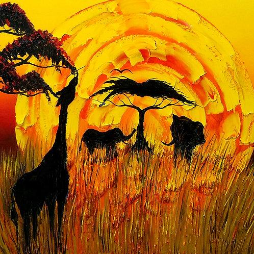 Sun Of Africa #25