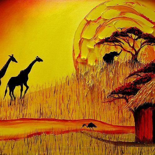 Sun Of Africa #27