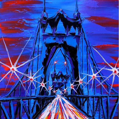 Blue Night Of St. Johns #92