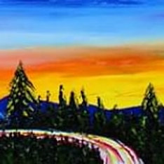 Road To Mount Hood #5