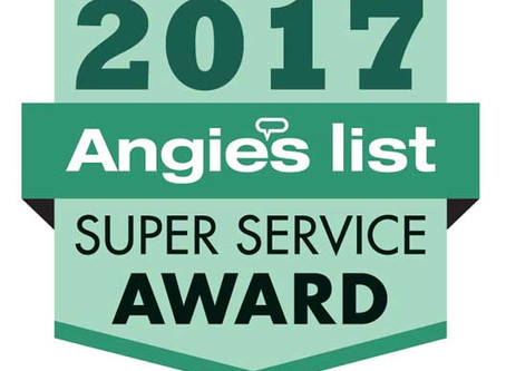 Another Angie's List Super Service Award for Cloud 9 Professional Cleaning Services