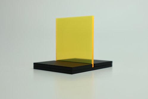 Fluorescent Yellow Acrylic (25-F)