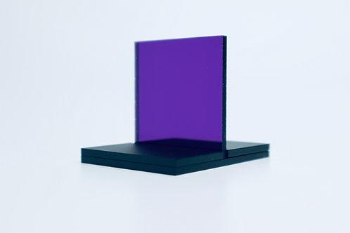 Purple Mirror Acrylic