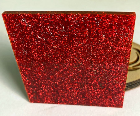 Ruby Slippers Acrylic