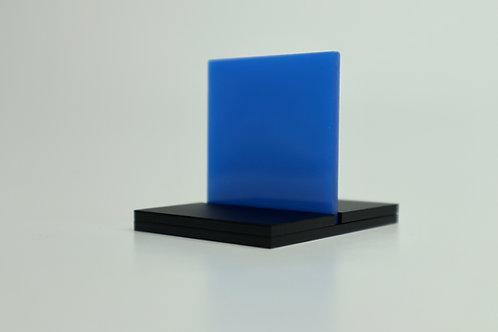 Translucent Sea Blue Acrylic (2-CL)
