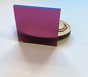 Frosted Plum Acrylic