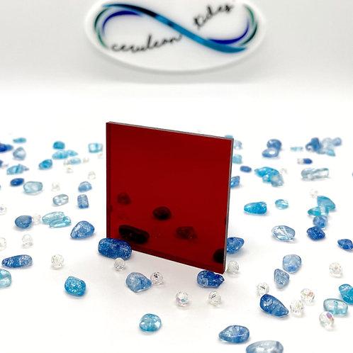 Red Mirror Acrylic