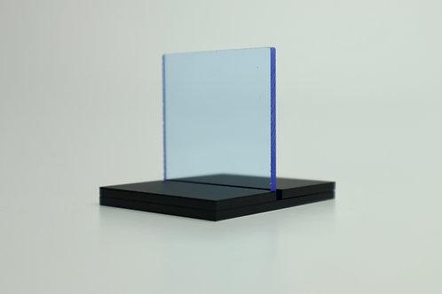 Fluorescent Blue Acrylic (2-F)