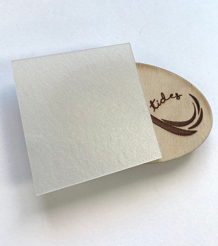 White Pearl Acrylic