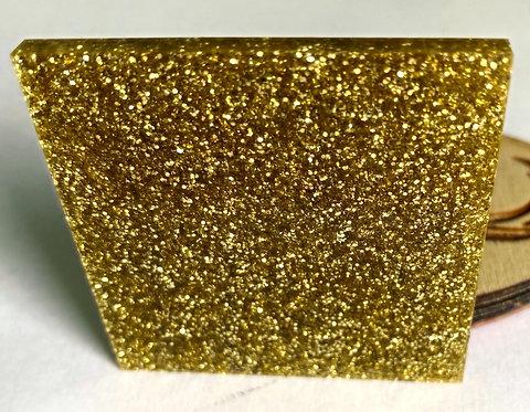 Goldmember Acrylic