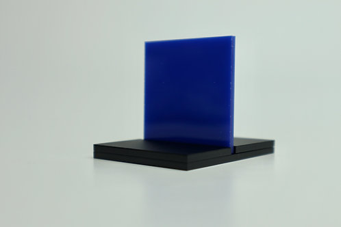 Translucent Deep Blue Acrylic (2-DL)