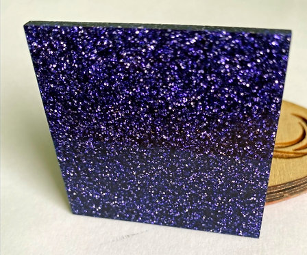 Galactic Grape Acrylic