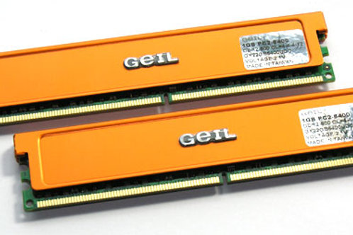 Geil PC2 (6400) DDR2 (1GB) (GX22GB6400UDC)