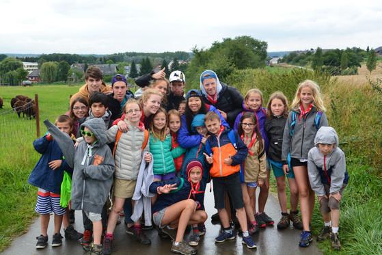 Grand Camp Louveteaux 2017