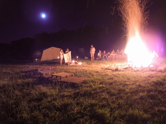 Camp Scout 2020