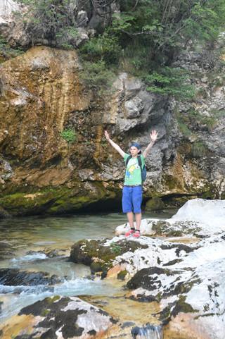 Pionniers : Slovénie 2015