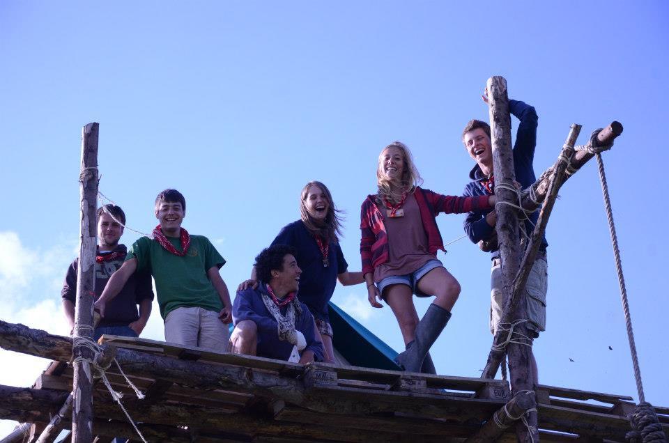 Camp Aidedis 2012