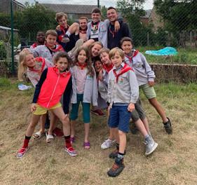 Camp Castors et Loups 2020