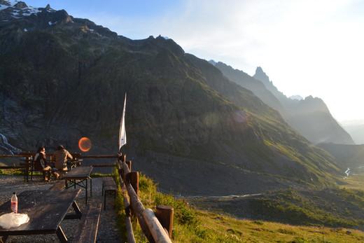 Pionniers : Mont-Blanc 2014