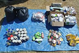 Gestion des déchets au local: poubelles, papiers, PMC, ...