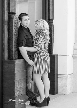 {Engagement Session} Inna + Vova