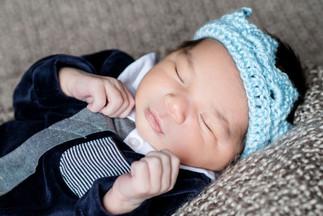 Newborn Session: Baby Carlos